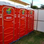 Туалетная кабина - биотуалет 0084