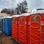 Туалетная кабина - биотуалет 0085