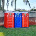 Туалетная кабина - биотуалет 0088