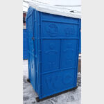 Туалетная кабина Биотуалет 0089