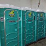 Туалетная кабина - биотуалет 0092