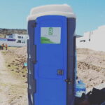 Туалетная кабина - биотуалет 0093