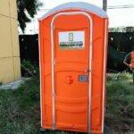 Туалетная кабина - биотуалет 0111