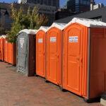 Туалетная кабина - биотуалет 0116