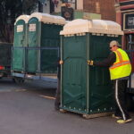 Туалетная кабина - биотуалет 0129