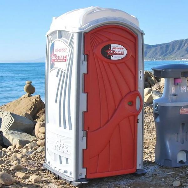 Туалетная кабина - биотуалет 0137