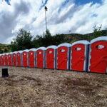 Туалетная кабина - биотуалет 0142