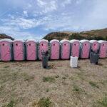 Туалетная кабина - биотуалет 0144