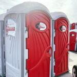 Туалетная кабина - биотуалет 0145