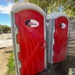 Туалетная кабина - биотуалет 0148