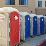 Туалетная кабина - биотуалет 0155