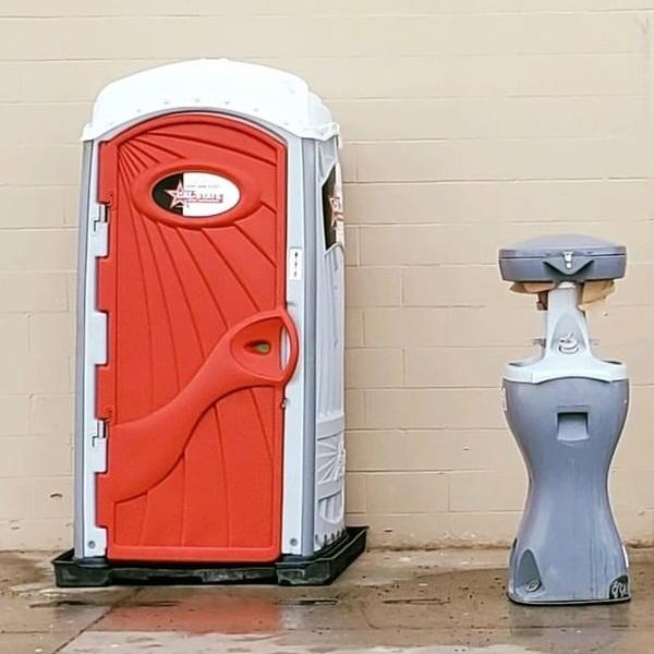 Туалетная кабина - биотуалет 0156