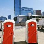 Туалетная кабина - биотуалет 0158
