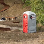 Туалетная кабина - биотуалет 0160