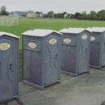 Туалетная кабина - биотуалет 0161