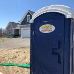 Туалетная кабина - биотуалет 0163
