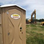 Туалетная кабина - биотуалет 0165