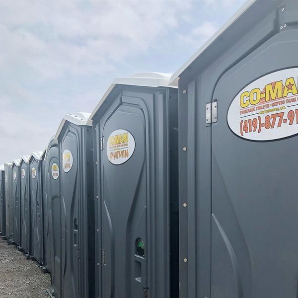 Туалетная кабина - биотуалет 0166