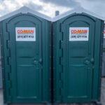 Туалетная кабина - биотуалет 0167