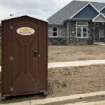Туалетная кабина - биотуалет 0168