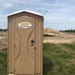 Туалетная кабина - биотуалет 0171