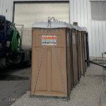 Туалетная кабина - биотуалет 0174