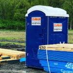 Туалетная кабина - биотуалет 0175