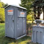 Туалетная кабина - биотуалет 0181