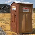 Туалетная кабина - биотуалет 0182