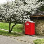 Туалетная кабина - биотуалет 0186