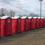 Туалетная кабина - биотуалет 0187