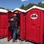 Туалетная кабина - биотуалет 0192