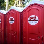 Туалетная кабина - биотуалет 0193