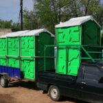 Туалетная кабина - биотуалет 0200