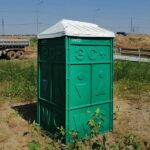 Туалетная кабина - биотуалет 0203