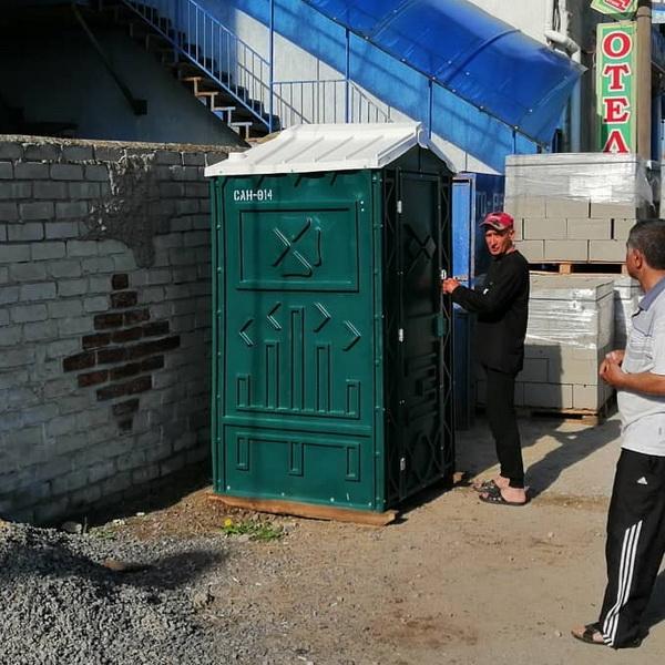 Туалетная кабина - биотуалет 0205