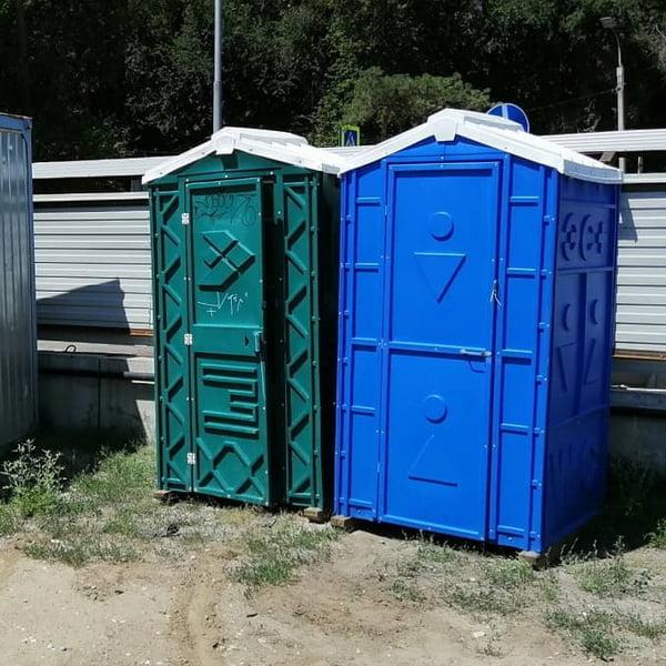 Туалетная кабина - биотуалет 0206