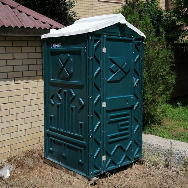 Туалетная кабина - биотуалет 0207