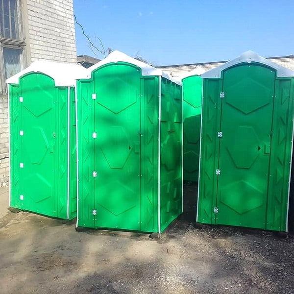 Туалетная кабина - биотуалет 0208