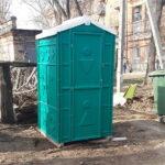 Туалетная кабина - биотуалет 0213