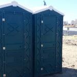 Туалетная кабина - биотуалет 0216