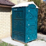 Туалетная кабина - биотуалет 0217