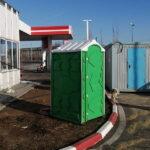 Туалетная кабина - биотуалет 0219