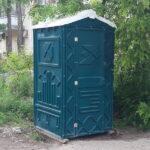 Туалетная кабина - биотуалет 0222