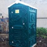 Туалетная кабина - биотуалет 0223
