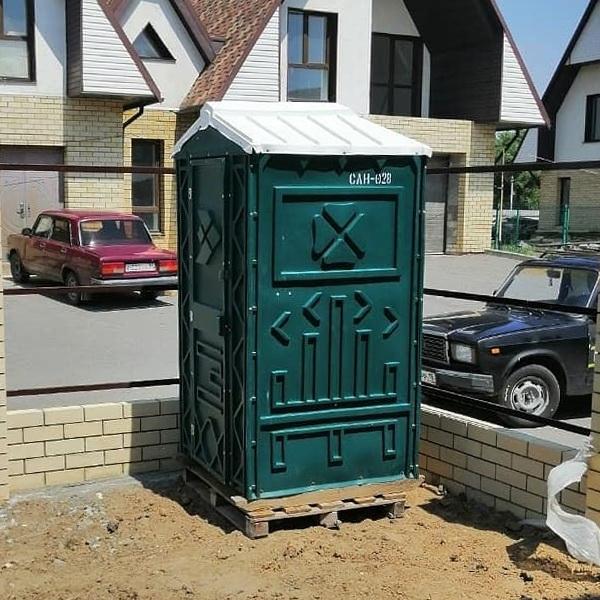 Туалетная кабина - биотуалет 0229