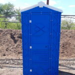 Туалетная кабина - биотуалет 0231