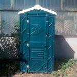 Туалетная кабина - биотуалет 0232