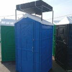 Туалетная кабина - биотуалет 0235