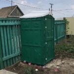 Туалетная кабина - биотуалет 0239